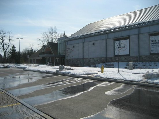 Markham Museum: Museum von Aussen