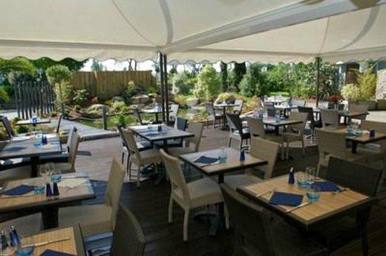 Golfe Hotel : terrasse