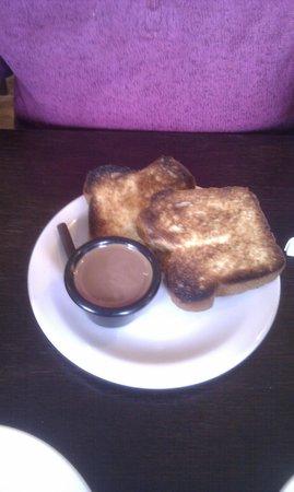 Chocolate Cafe: Chocolate Brioche