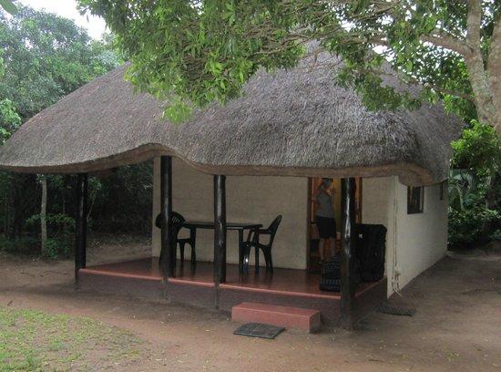 Malala Lodge: Lodge