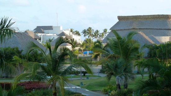 Hard Rock Hotel & Casino Punta Cana:                   View from room