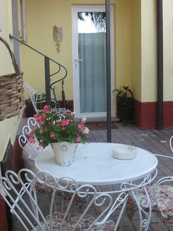 B&B La Sciguetta: entrata/entrance/Eingang