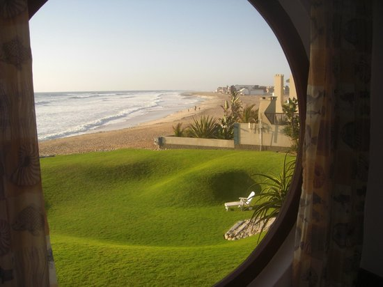 ‪‪Beach Lodge Swakopmund‬: Room with a View‬