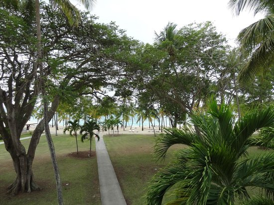 Club Med La Caravelle:                   Vue de la chambre