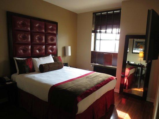 Hotel Belleclaire: Zimmer 821