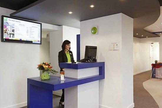 Ibis styles Vannes Gare Centre : reception 2