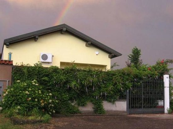 B&B La Sciguetta: ingresso principale fronte casa/front view/Haus Eingang