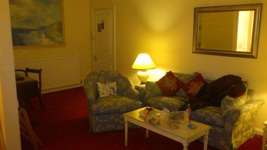 The Castle at Taunton:                   Suite 21 Mendips
