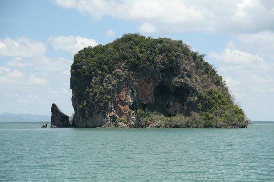 Pimalai Resort and Spa:                   Monkey Island