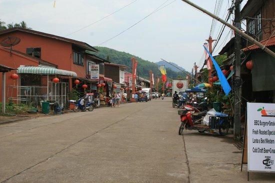 Pimalai Resort and Spa:                   Lanta Old Town