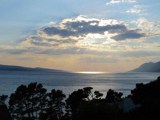 Garni Ivanac:                   Sonnenuntergang 1