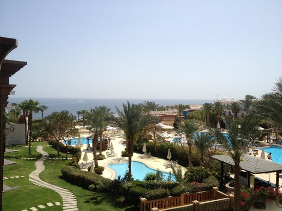 The Royal Savoy Sharm El Sheikh:                   View from Royal Savoy