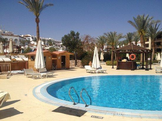 The Royal Savoy Sharm El Sheikh:                   One of the Royal pools
