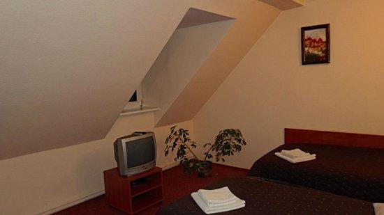 Hotelik Przy Bramie:                   pokój