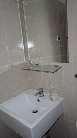 Hotelik Przy Bramie:                   łazienka