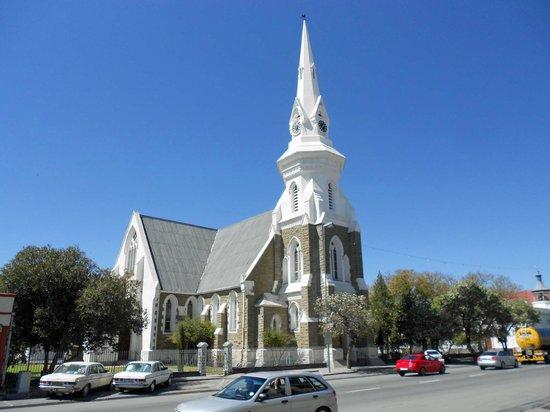 Beaufort West, Sudáfrica:                   Beaufort Wes NG Kerk