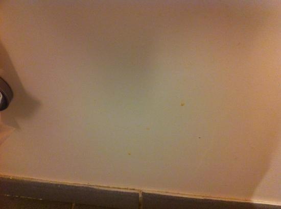 Mercure Strasbourg Centre:                   muri non proprio puliti