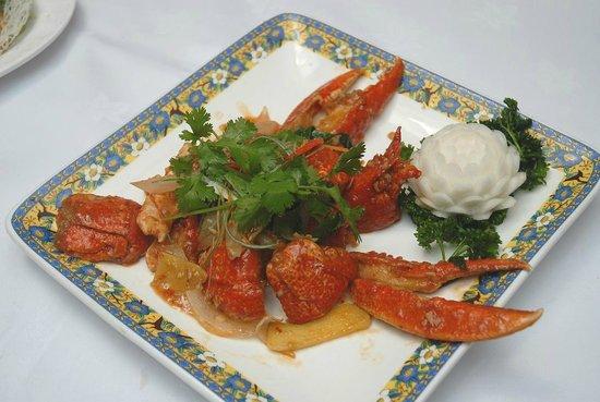 Charde Oriental Restaurant
