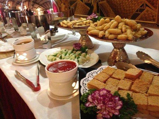 Charde Oriental Restaurant: Chinese Banquet Nottingham