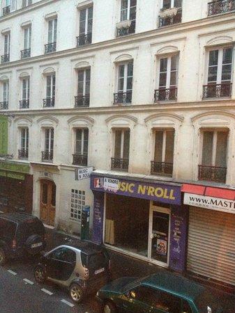 Hotel St. Georges Lafayette: Dalla camera
