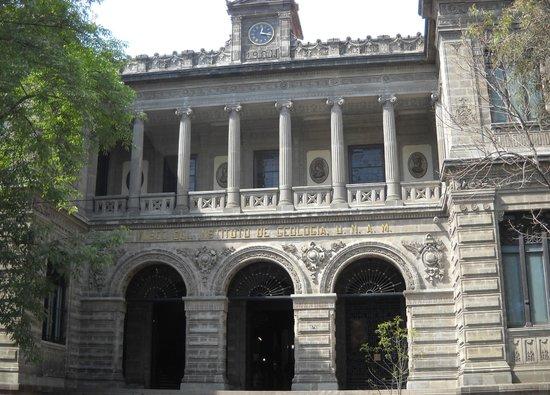 Museo de Geologia de la UNAM