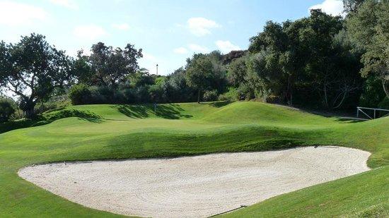 Marbella Club Hotel Golf Resort: Green 8 Marbella Club Golf Resort