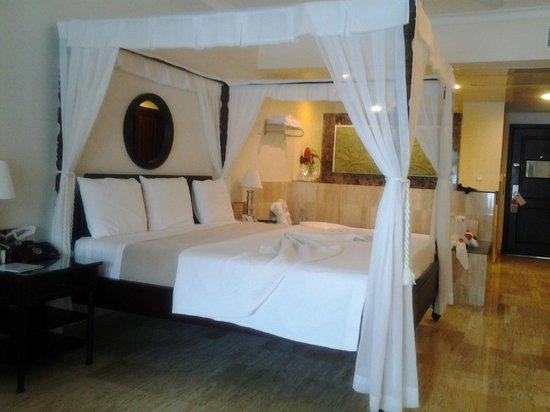 The Royal Suites Turquesa by Palladium:                   La habitacion