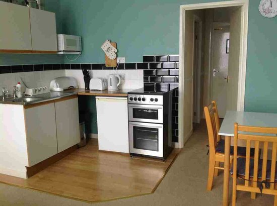 Meadowside Holiday Apartments: Flat 6 Kitchen