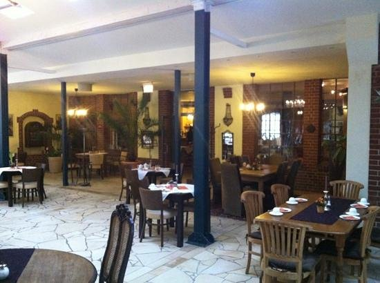 Landhotel Gustav:                   Dining Area