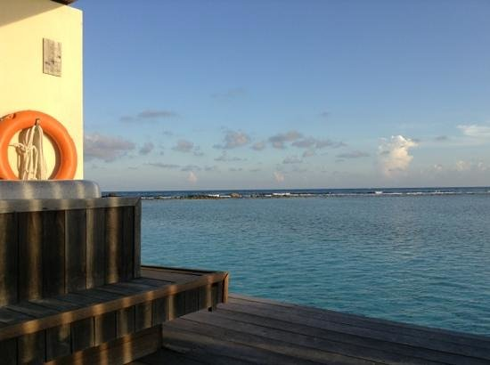 Paradise Island Resort & Spa:                   haven villa deck view