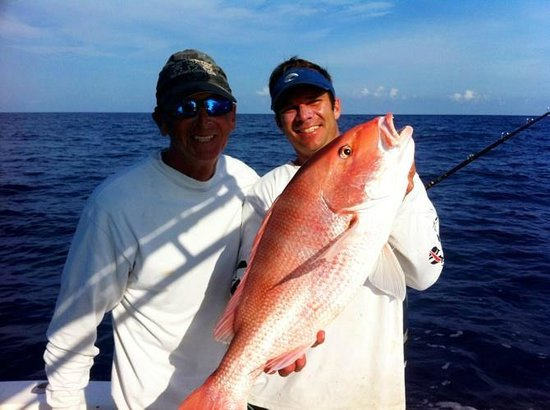 Red snapper fishing picture of fisheye sportfishing for Fishing charters clearwater fl