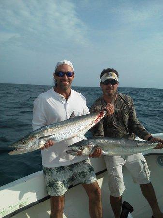 Fisheye Sportfishing Clearwater Fishing Charters: Clearwater Kingfish