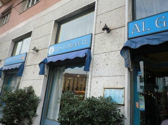 AL GALILEO Ristorante - Pizzeria :                   外観