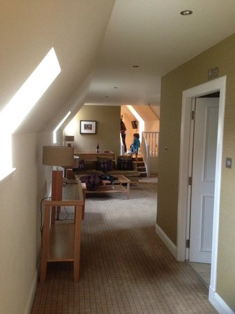 Crieff Hydro Hotel and Resort:                   Room 333