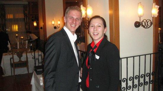Reiters Supremehotel:                   Unsere freundlichen Gästbetreuer