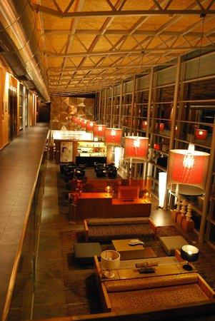 AC Hotel Palau de Bellavista: Lobby
