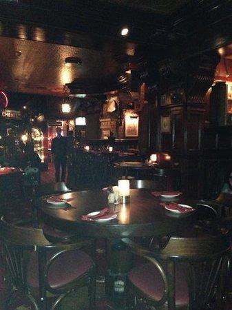 Rosie McGee's Restaurant & Bar :                                     cena