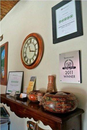 Hotel Terrasol: Awards