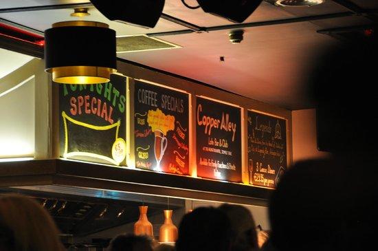Arlington Hotel Temple Bar: Restaurant area
