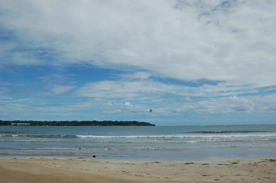 Hostal Mar e Iguana :                   Playa