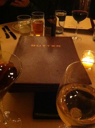 Butter Midtown :                   great drinks!