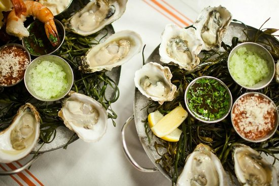 Photo of Seafood Restaurant L&W Oyster Co. at 254 5th Ave, New York, NY 10001, United States