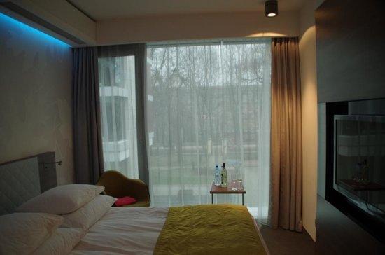 PURO Hotel:                   Pokój