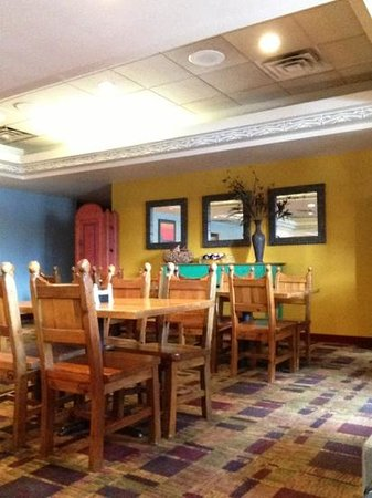 BEST WESTERN PLUS Rio Grande Inn:                   restaurant