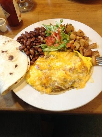 Best Western Plus Rio Grande Inn:                   breakfast