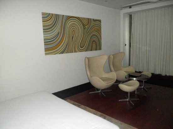 The Quay Boutique Hotel:                   suite