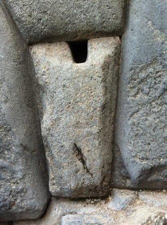 Sayacmarca:                   walls