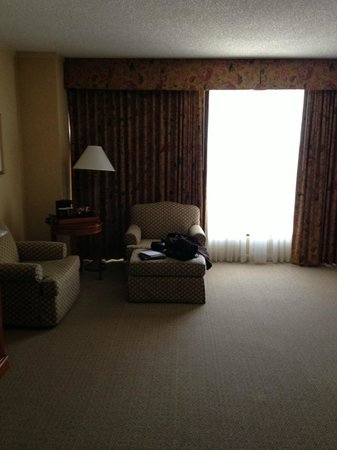 Omni Mandalay Hotel at Las Colinas: Room