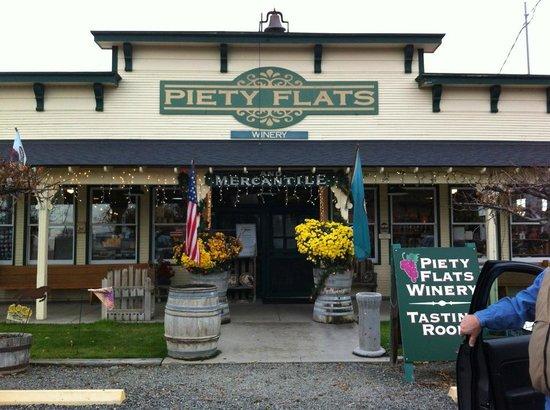 Wapato, WA: Piety Flats