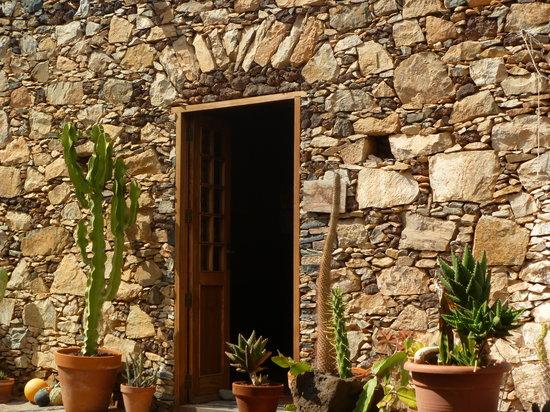 Casa Isaitas:                   Entrance to Bar